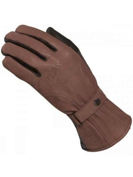 Мотоперчатки HELD CLASSIC коричневые