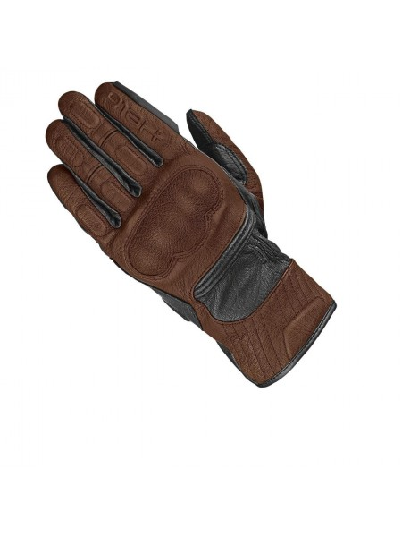 Мотоперчатки HELD Curt мужские коричневые