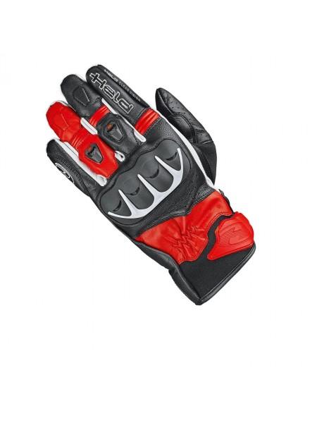 Мотоперчатки HELD Dash мужские черно-красные