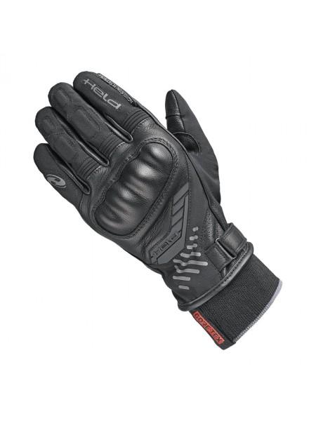 Мотоперчатки HELD Madoc Gore-Tex® мужские черные