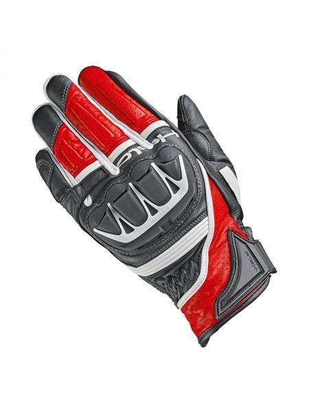 Мотоперчатки HELD Spot мужские черно-красные