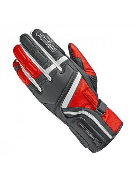 Мотоперчатки HELD Travel 5 мужские черно-красные