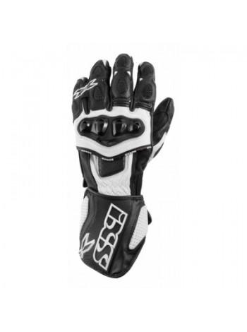 Мотоперчатки IXS RS-300 Black-White