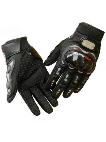 Мотоперчатки Pro-Biker MCS-01 Black
