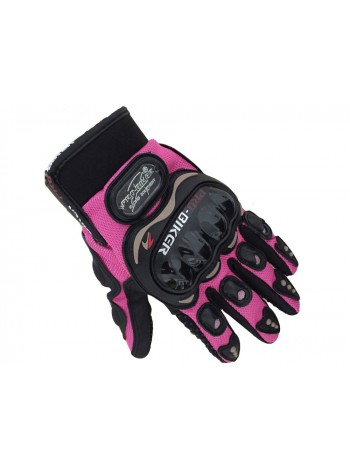 Мотоперчатки Pro-Biker MCS-01 Pink