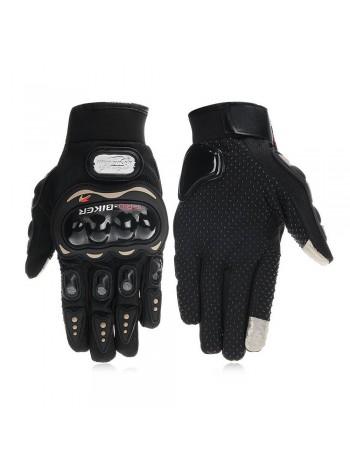 Мотоперчатки Pro-Biker MCS-01TS (TOUCH SCREEN) Black