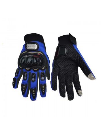 Pro-Biker перчатки MCS-01TS (TOUCH SCREEN) Blue