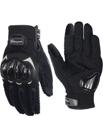 Мотоперчатки Pro-Biker MCS-17TS (TOUCH SCREEN) Black