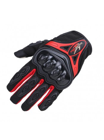 Pro-Biker красные перчатки MCS-42 Red