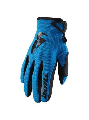 Перчатки для мотокросса Thor S20 Sector Синие