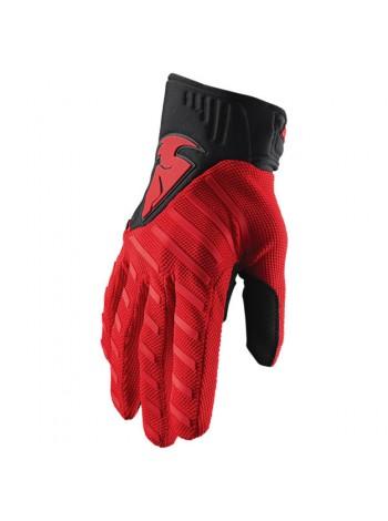 Перчатки для мотокросса Thor S20 Rebound Красные