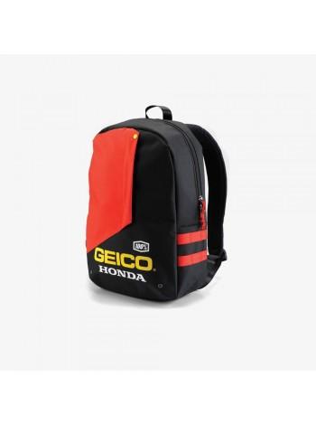 Рюкзак 100% HAVERSACK Geico Honda Black