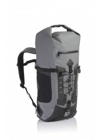 Рюкзак водонепроницаемый Acerbis X-WATER Black/Grey