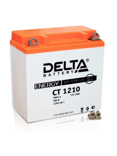 Аккумулятор Delta CT 1210 AGM