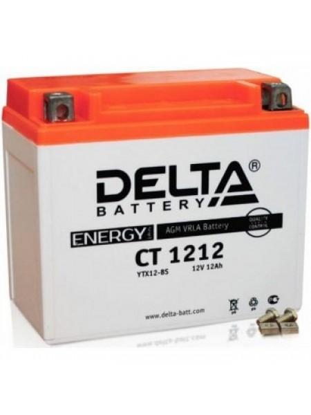 Аккумулятор Delta CT 1212 AGM
