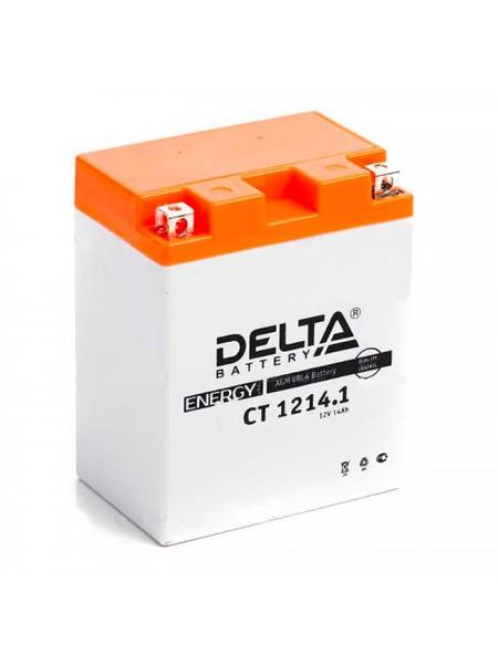 Аккумулятор Delta CT 1214.1 AGM