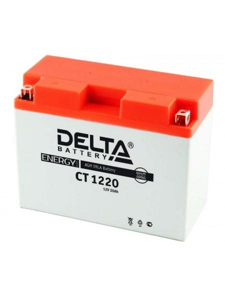 Аккумулятор Delta CT 1220 AGM