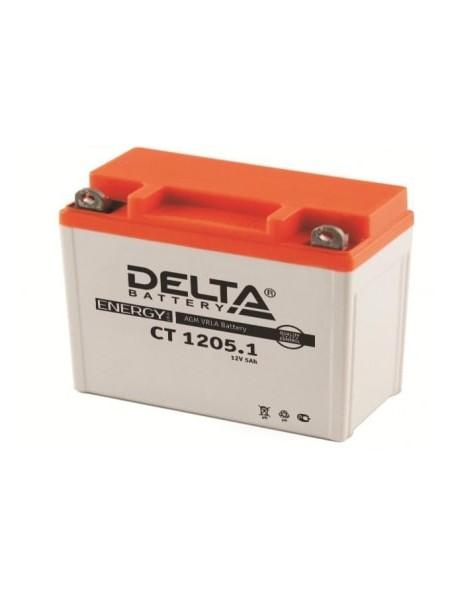 Аккумулятор Delta CT 1205.1 AGM