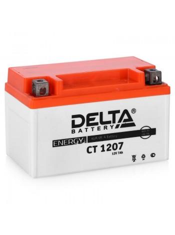 Аккумулятор Delta CT 1207 AGM