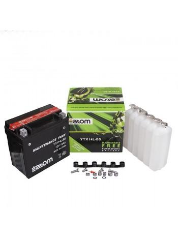 Мотоаккумулятор ATOM YTX14L-BS MF