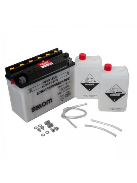 Аккумулятор ATOM Y50-N18L-A HIGH PERFORMANCE