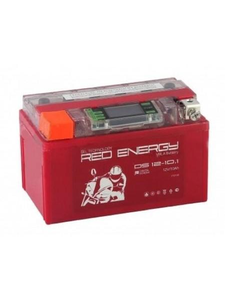 АКБ Red Energy гелевый YTZ10S (150 x 86 x 93) LCD дисплей 10Ач