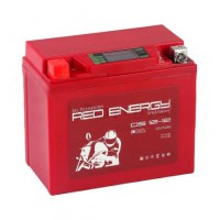 Аккумулятор Red Energy гелевый YTX 14-BS, YTX 12-BS (150 х 86 х 131) LCD дисплей 12Ач