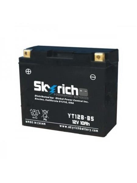 Мотоаккумулятор SKYRICH YT12B-BS (YT12B-4)