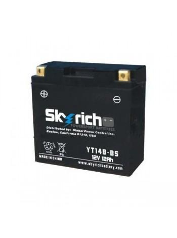 Аккумулятор SKYRICH YT14B-BS (YT14B-4)