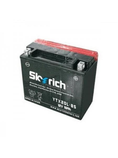 Мотоаккумулятор SKYRICH YTX20L-BS