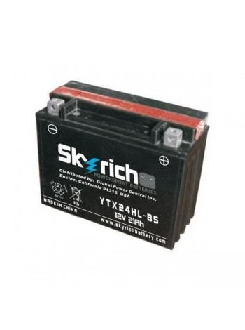 Аккумулятор SKYRICH YTX24HL-BS MF