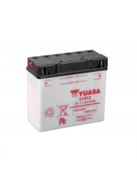 Мотоаккумулятор YUASA 51913 для BMW