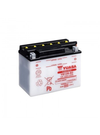 Аккумулятор YUASA YB12B-B2