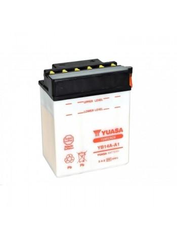 Аккумулятор YUASA YB14A-A1