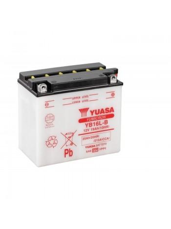 Аккумулятор YUASA YB16L-B