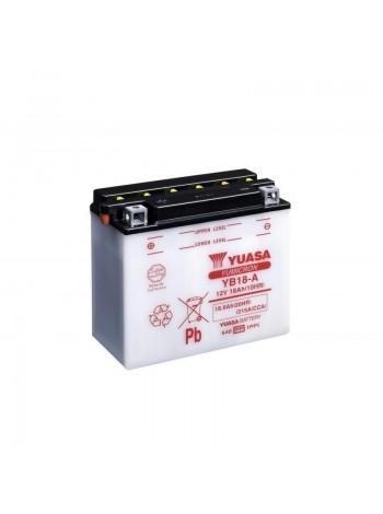 Аккумулятор YUASA YB18-A