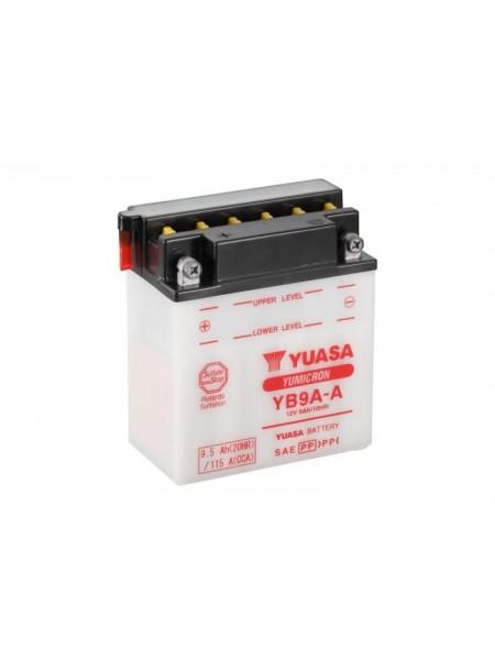 Мотоаккумулятор YB9A-A