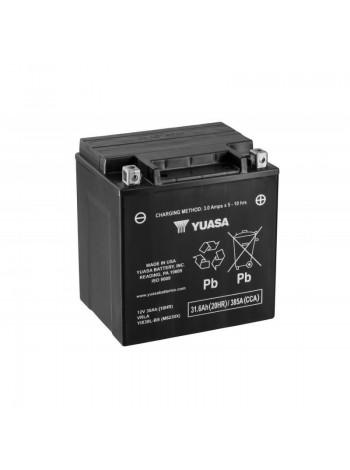 Аккумулятор YUASA YIX30L-BS