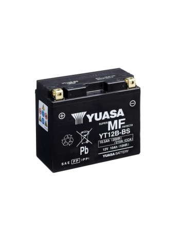 Аккумулятор YUASA YT12B-BS