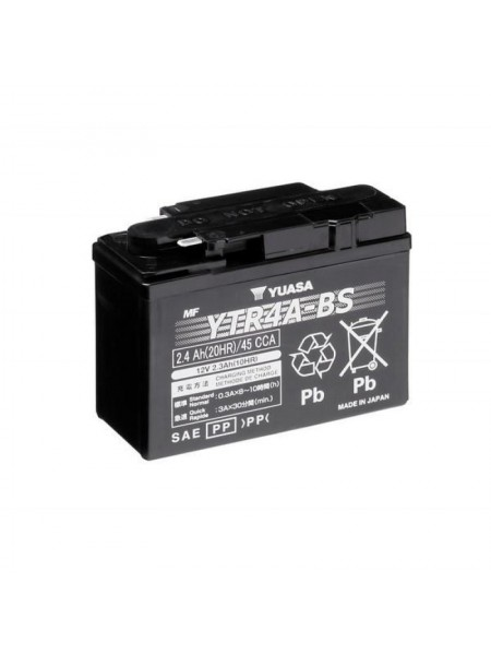 Мотоаккумулятор YTR4A-BS