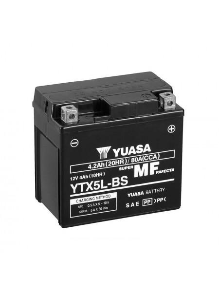 Мотоаккумулятор YTX5L-BS