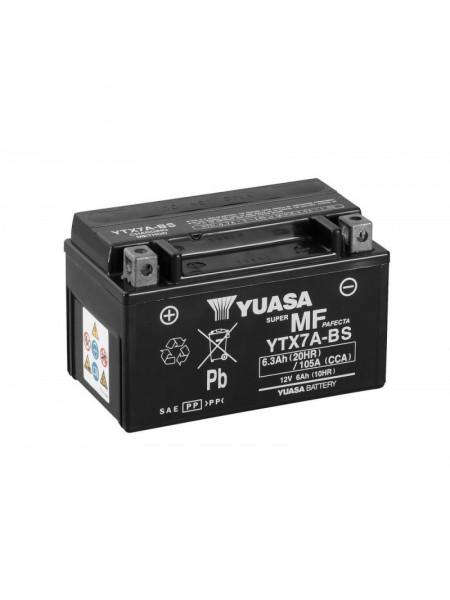 Мотоаккумулятор YTX7A-BS