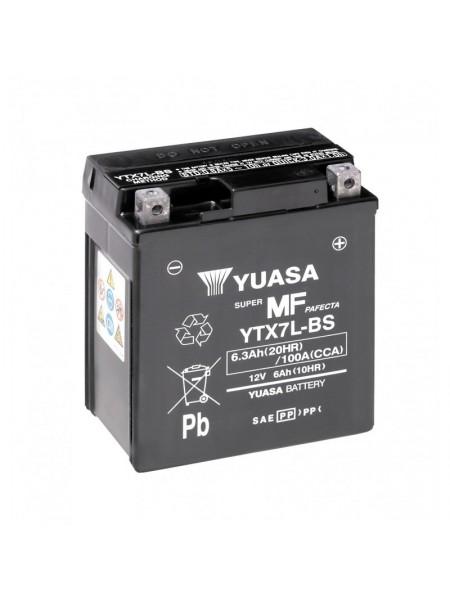 Мотоаккумулятор YTX7L-BS