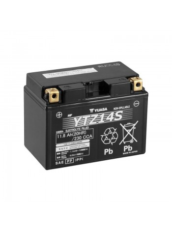 Аккумулятор YUASA YTZ14S