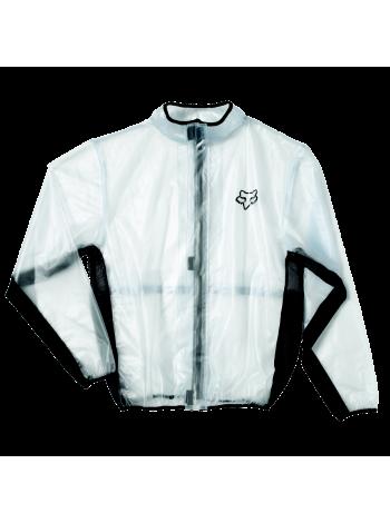 Мотодождевик Fox Fluid MX Jacket Clear прозрачный