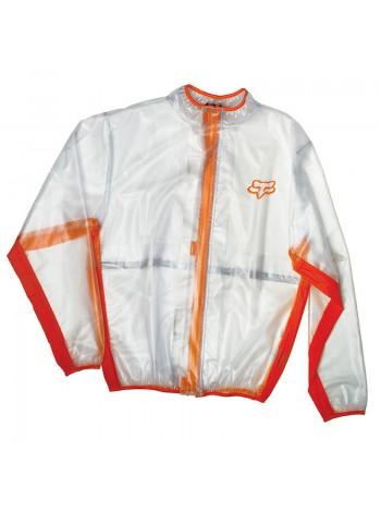 Мотодождевик Fox Fluid MX Jacket Orange оранжевый