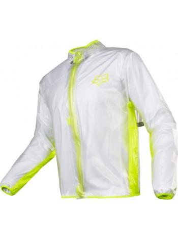 Мотодождевик Fox Fluid MX Jacket Yellow желтый