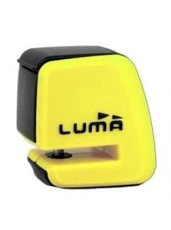Замок на диск тормозной Luma ENDURO 92D (Ø5 ММ) + BAG жёлтый