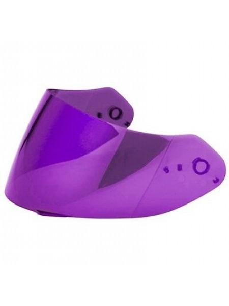 Визор для шлемов SCORPION EXO 390/410/510/710/1200/2000 Красный