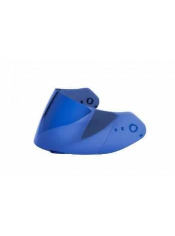 Визор для шлемов SCORPION Синий зеркальный